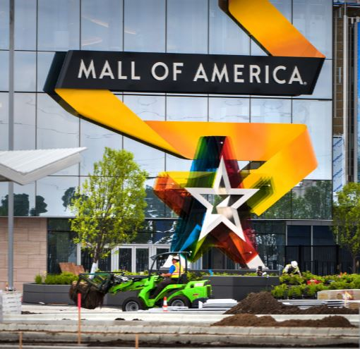 mn mall of AM